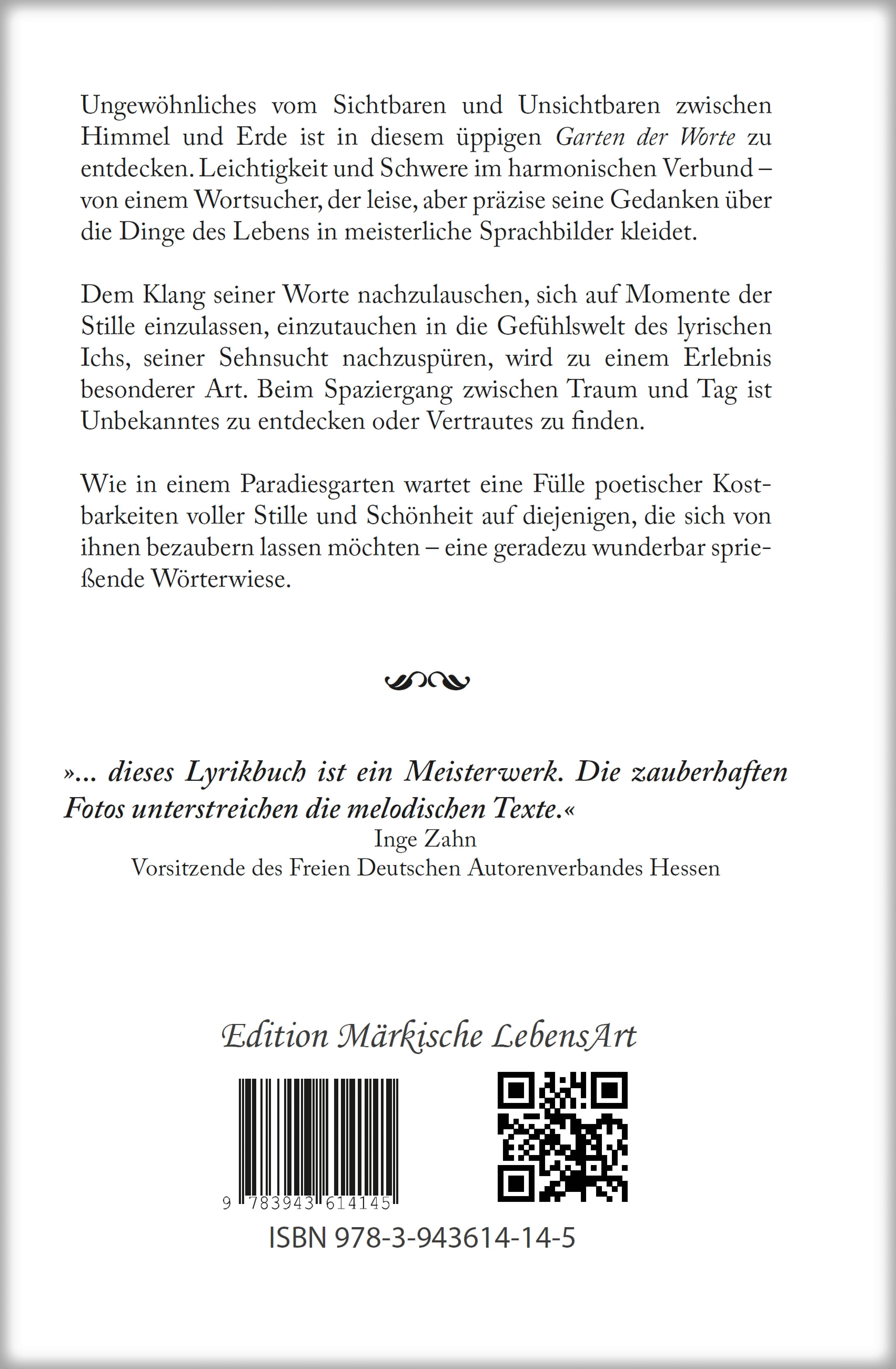 Gedichte 3 Autor Thomas Berger